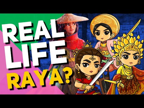 Raya in Real Life? The Fierce Women of Ancient Southeast Asia! 🔥