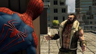 The Amazing Spider-Man 2 Complete Walkthrough Part 5 - Into The Lion's Den