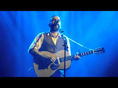 City and colour what makes a man live manchester academy