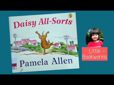 Daisy All-Sorts - Read Aloud Books For Children