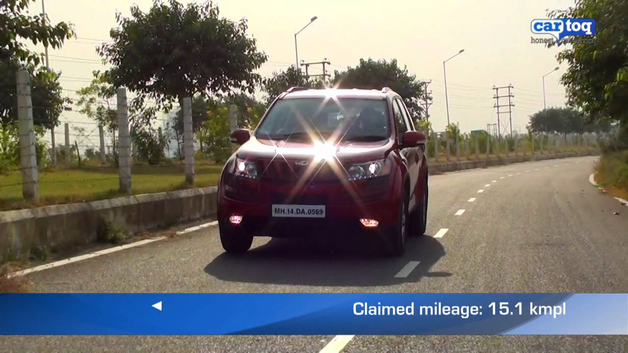 mahindra xuv 500 w8 video review and road test by cartoq