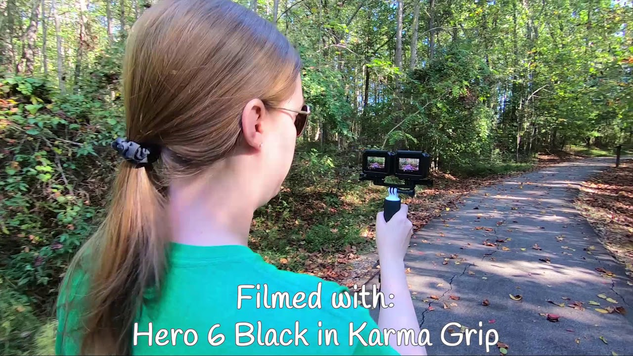 GoPro Hero 6 Black vs. Hero 5 Black Side by Side Comparison - YouTube