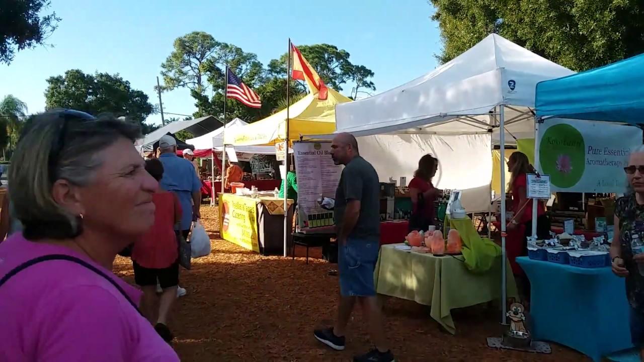 Englewood Farmer's Market (Englewood, FL) - YouTube