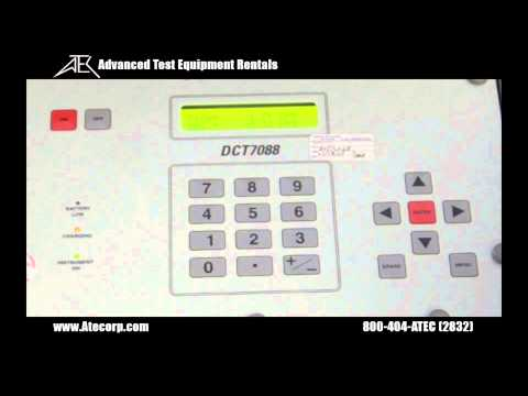 How to Use Thermo-Polysonics DCT7088 Ultrasonic Flow Meter