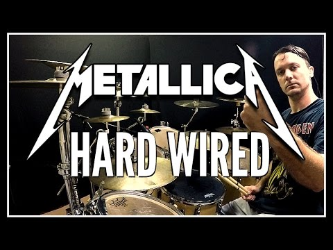 METALLICA - Hardwired - Drum Cover