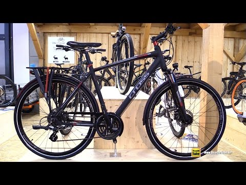 2017 Cross Travel Bike - Walkaround - 2016 Eurobike
