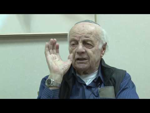 Moshe Baran - Bullying Education: Lessons From Holocaust Survivors