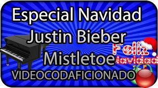 Especial Navidad   Justin Bieber - Mistletoe Piano Cover