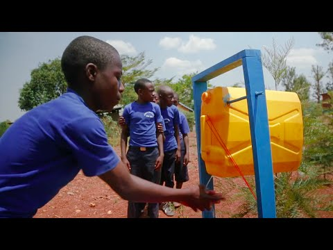 The Gift of Clean Water - Compassion International
