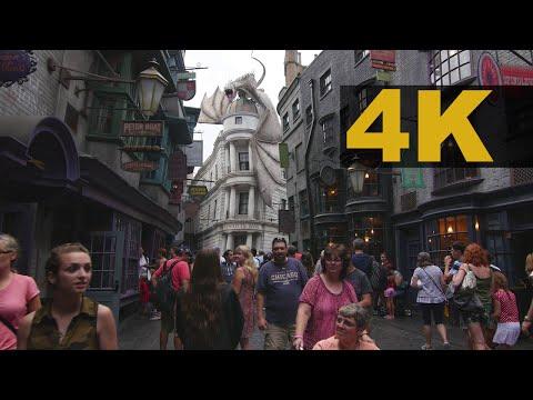 Universal Studios 4K Virtual Experience
