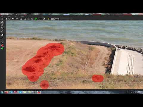 Как удалить лишние объекты из фотографии БЕЗ Photoshop. Убрать мусор с фото — 5 минут ☑