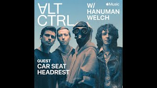 Car Seat Headrest Interview - ALT CTRL with Hanuman Welch