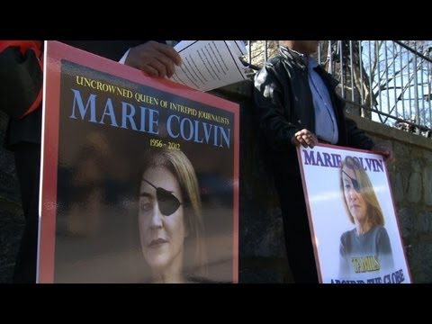 Trailer do filme Marie Colvin