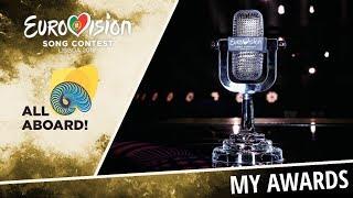 Eurovision 2018 | My awards