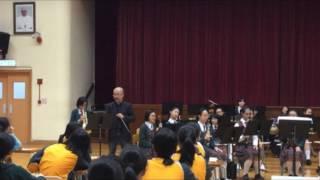 德蘭中學2016 07 Trumpet demo