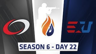 ECS S6 Day 22 - SpaceStation vs Complexity & Complexity vs eUnited