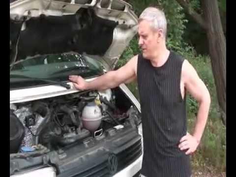 топлива Фольксваген Т4