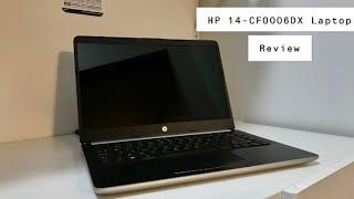 HP 14-CF0006DX Laptop Review