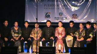 The University of Philippines Madrigal Singers - Circle of Life