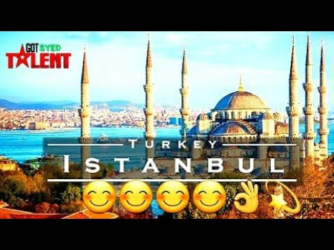 İstanbul Beautiful City in Turkey Got Talent best video 2020