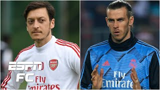 Arsenal's Mesut Ozil or Real Madrid's Gareth Bale: Which player's in a worse situation? | Extra Time