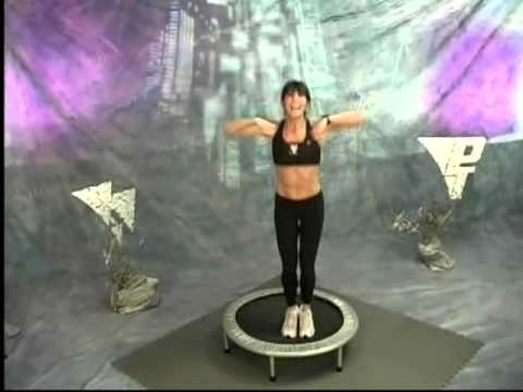 PT Mini Trampoline Workout with Rosalie Brown