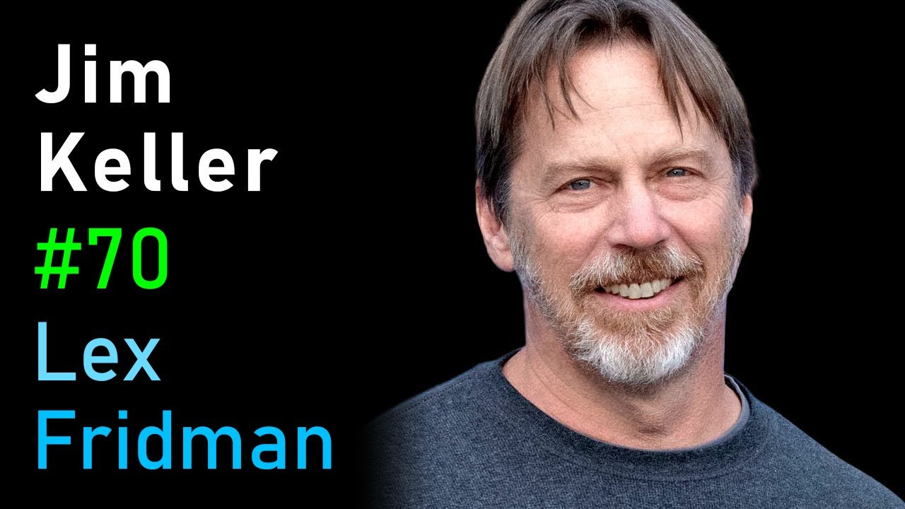 Jim Keller: Moore's Law, Microprocessors, Abstractions, and First Principles | AI Podcast