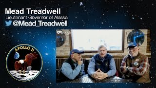 #Apollo45  | Mead Treadwell
