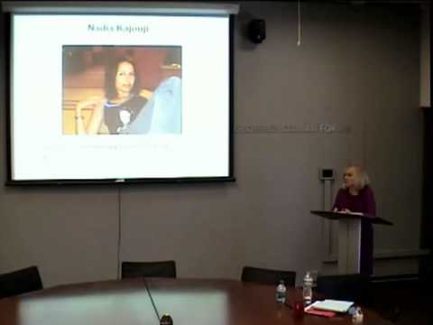 Annenberg Research Seminar - Lori Andrews, Illinois Institute Of Technology