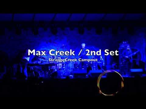 Max Creek 2nd Set StrangeCreek Campout 2019~05~25