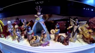 Indian (native American) Nativity Set
