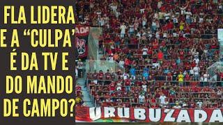Explicações estapafúrdias para liderança do Flamengo. Incêndio do Ninho completa 7 meses sem acordo