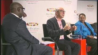 2013 Ibrahim Forum: Safety & Rule of Law Panel - Trevor Manuel 1
