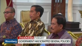 Jokowi Bans Flip Flops, and He's Not Talking Shoes