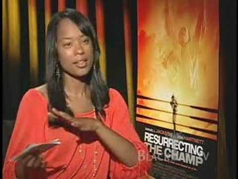 Kathryn Morris - Resurrecting the Champ