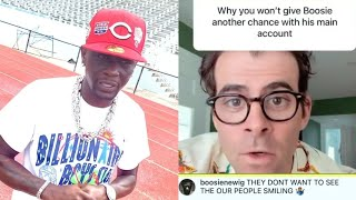 Did Boosie Tell Us To Take The Vaccine To Save His Boosie Bash Or To Get his Instagram Back Or Both