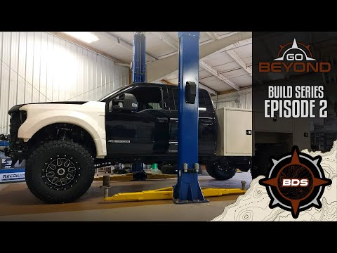 2019 SEMA Build Series: Go Beyond Episode 2