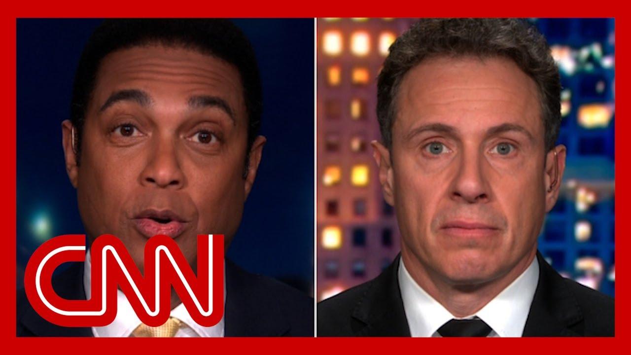Don Lemon announces his CNN show is ending