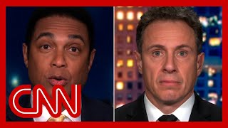 Don Lemon announces new book 'This is the Fire'