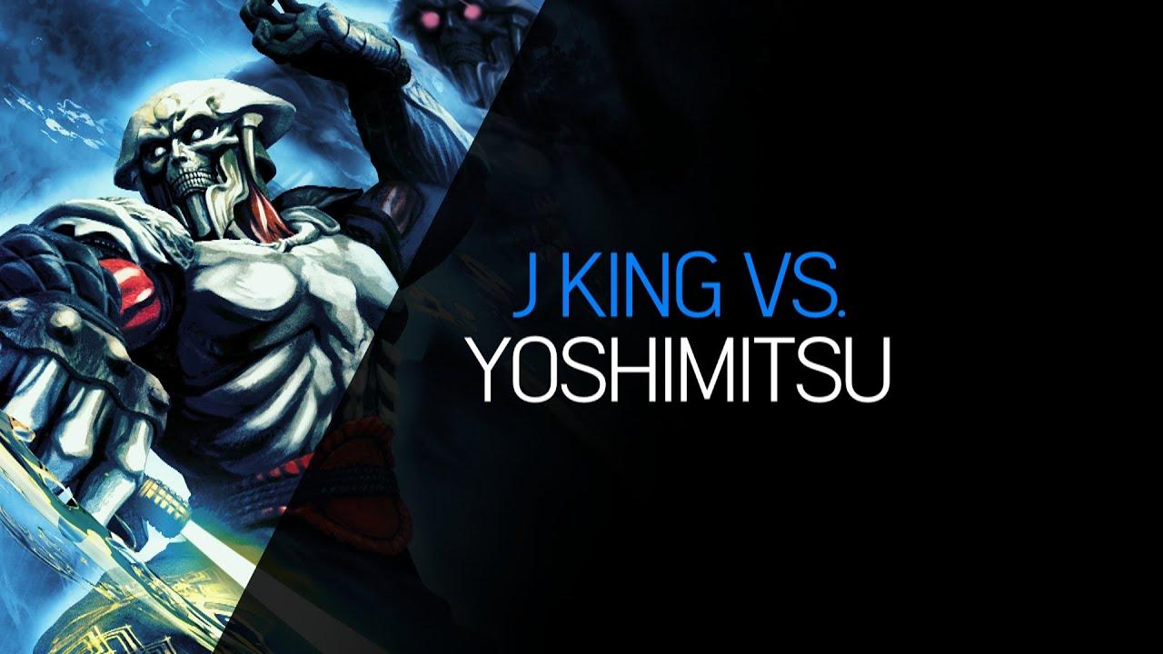 【Tekken 7】 King Gameplay - J King (King) vs. Tomicsh (Yoshimitsu)