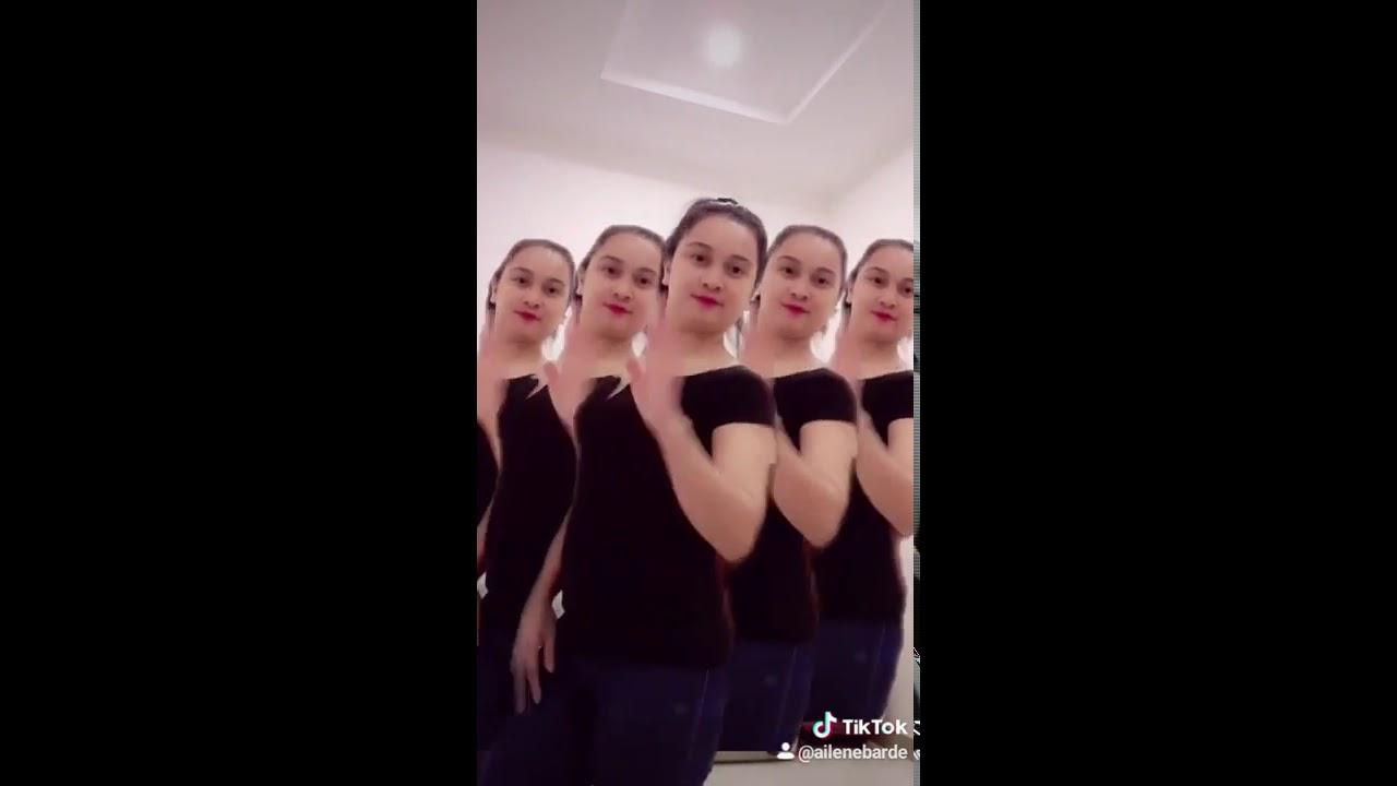 Chinita girl dance..kunti practice pah..😊