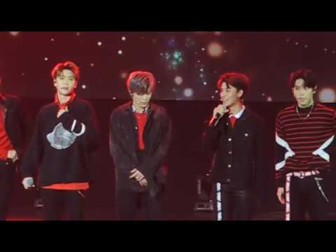 NCT 127 – Firetruck (+ introduction in Russian) @ KBEE 2018, Moscow, 14.05.2018