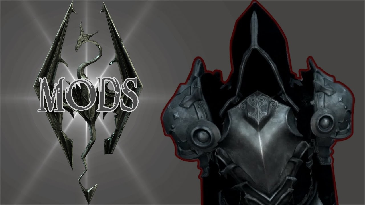 Skyrim Console Mod Showcase Xbox One Lotr Weapon Mods And Soul Eater Armor Mod