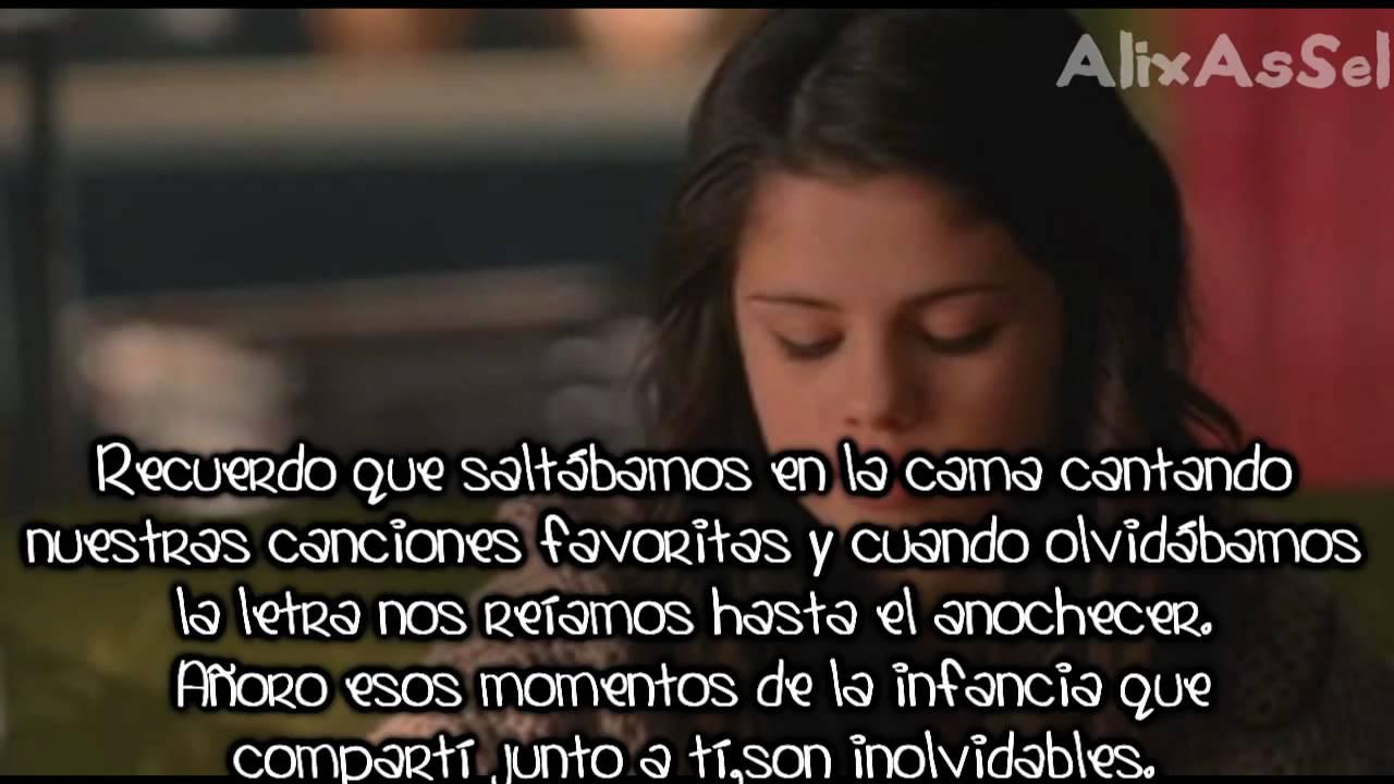 Cartas de amor Reconciliaci³n Delena Demi Lovato&Selena Gomez Reconciliation