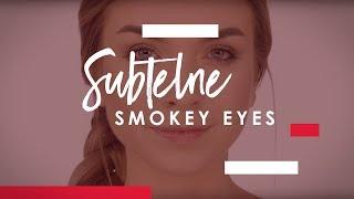 Subtelne smokey eyes [SEPHORA]