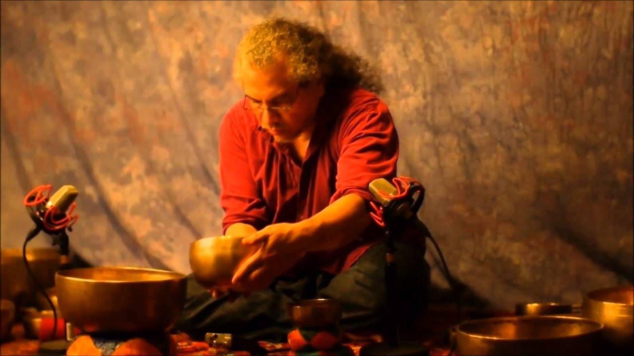 70 Minute 7 Chakra Meditation With 21 Antique Tibetan Singing Bowls Crown B Thru Root C