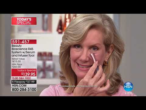 HSN | Beauty Bioscience Skin Care / Sally Hershberger Hair Salon 12.20.2017 – 04 PM