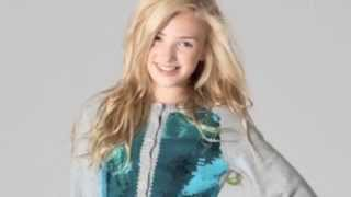 Peyton Roi List Little Miss Matched Photo Shoot