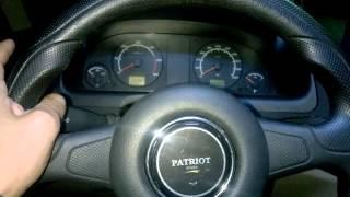 УАЗ Патріот : рульове колесо Patriot SPORT