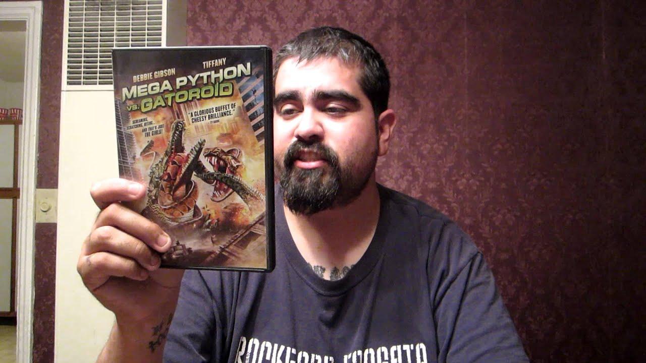 Download Movie Review #45:  Mega Python Vs. Gatoroid